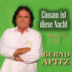 Einsam ist diese Nacht - Bernd Apitz