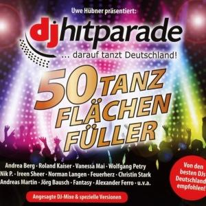 50 Tanzflächenfüller (3CD Box-Set) - dj hitparade