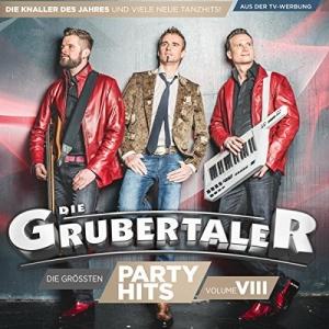 Die Größten Partyhits - Vol. VIII - Die Grubertaler