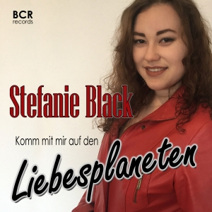 Komm mit mir auf den Liebesplaneten - Stefanie Black