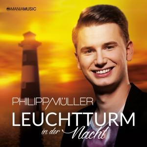 Leuchtturm in der Nacht - Philipp Müller