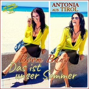 Boom Bäng - Das ist unser Sommer - Antonia aus Tirol