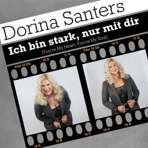 Ich bin stark nur mit Dir - Dorina Santers
