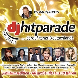 Jubiläumsedition 10 Jahre - dj hitparade