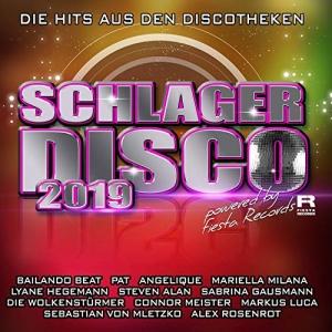 Die Hits aus den Discotheken - Schlagerdisco 2019