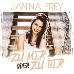 Zu mir oder zu dir - Janina Frey