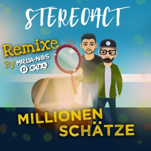 Stereoact - Millionen Schätze (DJ Olde Party Animal Mix) Extended