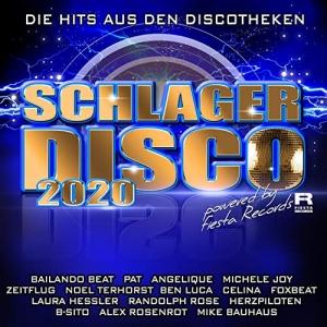 Die Hits aus den Discotheken - Schlagerdisco 2020