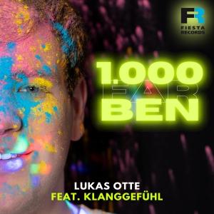 Lukas Otte feat. Klanggefühl - 1.000 Farben