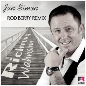 Richtung Wahnsinn (Rod Berry DJ Remix) - Jan Simon