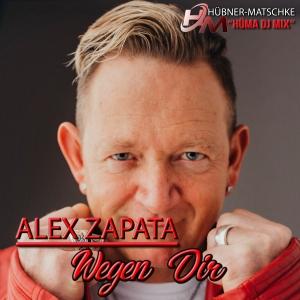 Alex Zapata - Wegen Dir (HüMa DJ Mix)
