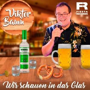 Viktor Baum - Wir schauen in das Glas