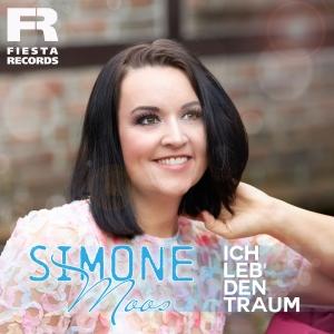 Simone Moos - Ich leb den Traum