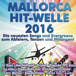 Mallorca Hit-Welle 2016 - Various Artists